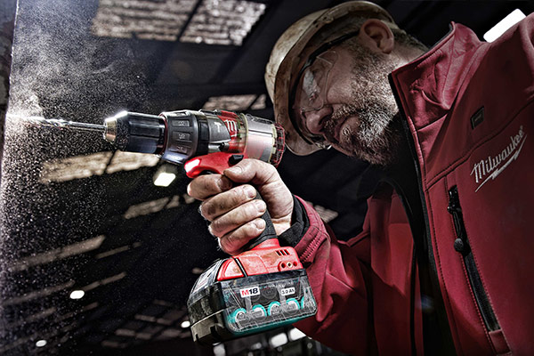 Milwaukee - Cordless Powertool - EPTA Member
